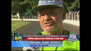 6ª Copinha Guará de Futebol Infantil em Guará - SP