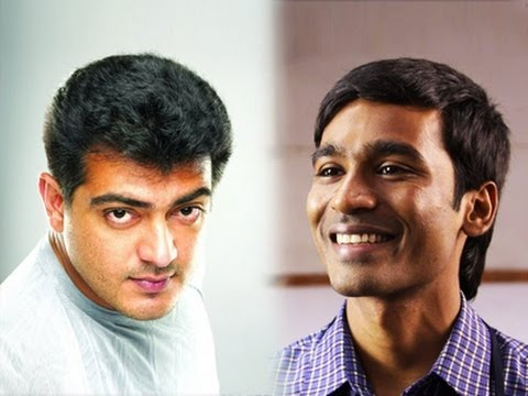 Its Thala Ajith vs Dhanush