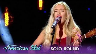 Laci Kaye Booth: Is This Country DARLING The Next Carrie Underwood? | American Idol 2019