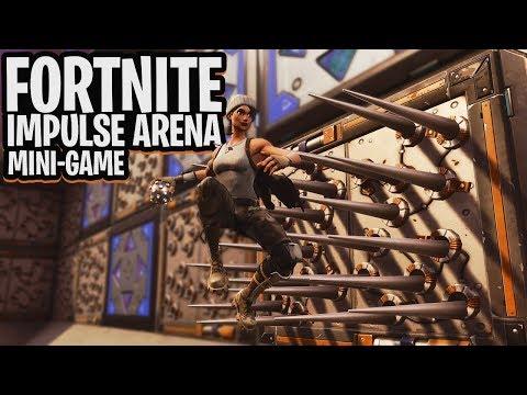 STEKELIGE STADION GRANAAT MINI-GAME!  - Fortnite: Battle Royale Playground (Nederlands)