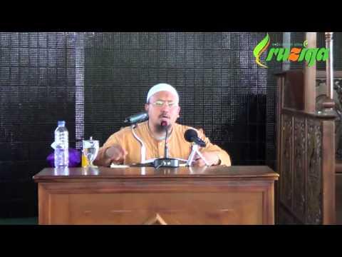 Ust. Mahfud Umri - Keutamaan As Sunah Dalam Syariat Islam Bag. II
