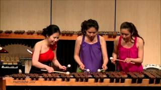 邱艾瑩 邱艾思 邱莛熏 莫札特土耳其進行曲(木琴版) Mozart Turkish March (Marimba)