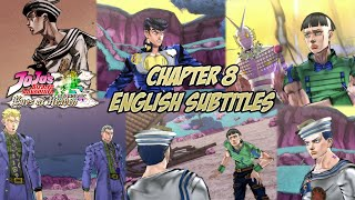 JoJo's Bizarre Adventure: Eyes of Heaven - Story Mode Chapter 8: JoJolion [English Subs]