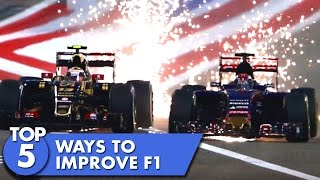 Top 5 Ways to Improve F1