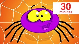 Itsy Bitsy Spider, Wheels On The Bus, Twinkle Twinkle Little Star, and many more!!   by Little Angel