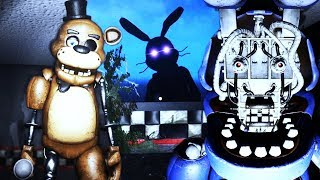 RETURNING TO THE ABANDONED FNAF 1 LOCATION... || FNAF Back In The 80's