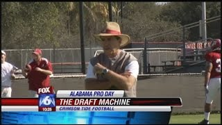 Nick Saban: The NFL Draft Machine (Alabama Pro Day 2015)