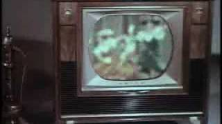 The First Remote Controlled TV
