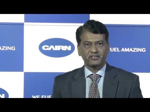 Mr Elango P announces Cairn India | Q2 Results 2013-14