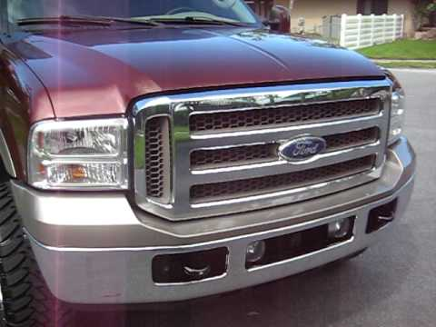 2006 Ford F-250 King Ranch Diesel Ft. Lauderdale