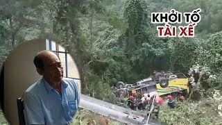 Khởi tố tài xế lái xe chở đoàn sinh viên gặp nạn ở đèo Hải Vân