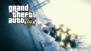 """""""GTA 5"""" - """"FLYING A JET"""" - Flying A Jet Plane FULL Gameplay (""""Flying A Plane FULL Gameplay"""") GTA V"""