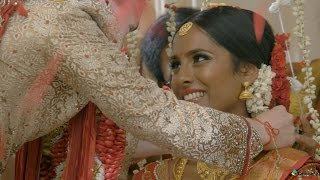 A TAMIL WEDDING GARETH & HARINEY UHD/4K-2016