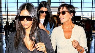 Kim Kardashian Is Ready To Party In Ibiza With Kendall And Kris Jenner [2014]