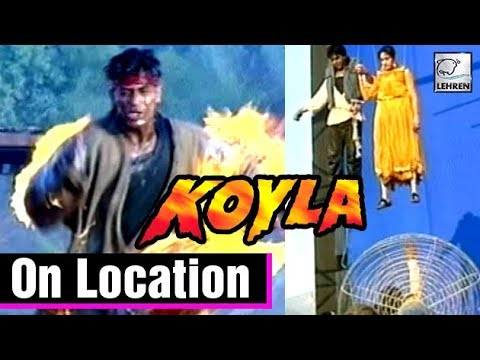 The Making Of The Movie Koyla | Madhuri Dixit, Shahrukh Khan thumbnail