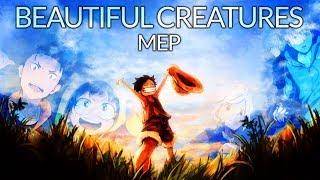 Beautiful Creatures  ~ Anime Mix   AMV/MEP (720p)