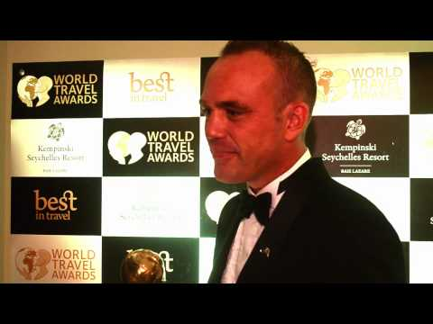 Fredrik Reinisch, regional manager, JA Resorts & Hotels