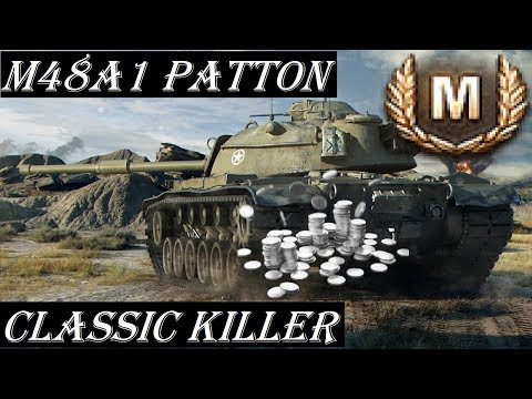 World of Tanks    Xbox One    M48 Patton    Gotta Love The Classics