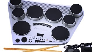 Yamaha DD65 Electronic Drumkit HQ Audio