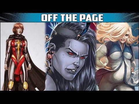 Off The Page - MOSAIC Puzzle Revealed, Quasar Returns, Marvel Creates a MACRONAUT
