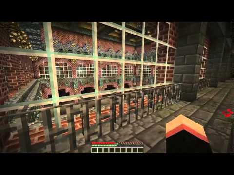 我的世界 Minecraft《粉字菌的恐怖冒險 極度深淵③》