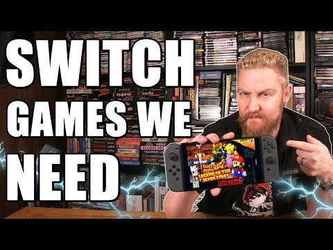 NINTENDO SWITCH GAMES WE NEED - Happy Console Gamer