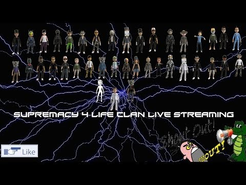 SUPREMACY 4 LIFE CLAN - LIVE STREAM 21/10/15 gangster talks about his life style other play get mad