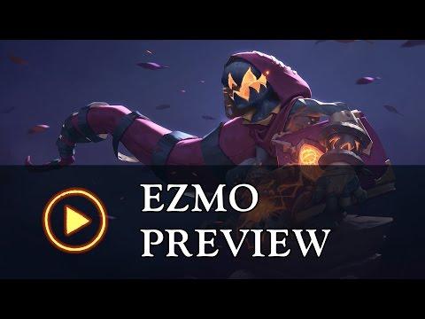 "Battlerite Champion Preview: Ezmo ""The Mischievous"""
