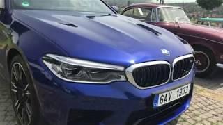 Totalcar menetpróba: BMW M5