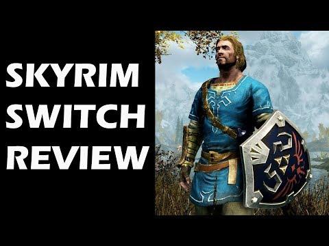 Skyrim Nintendo Switch Review - The Final Verdict