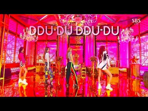 Download BLACKPINK - '뚜두뚜두 DDU-DU DDU-DU' 0617 SBS Inkigayo Mp4 baru