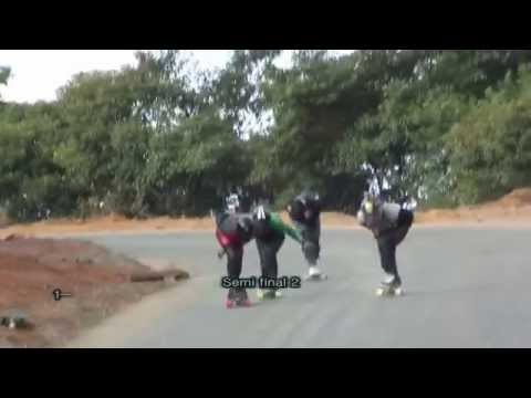 Secreto Downhill Day - Campeonato de Skate Downhill Speed - Serra/ES - Brasil - Go Longboard ES