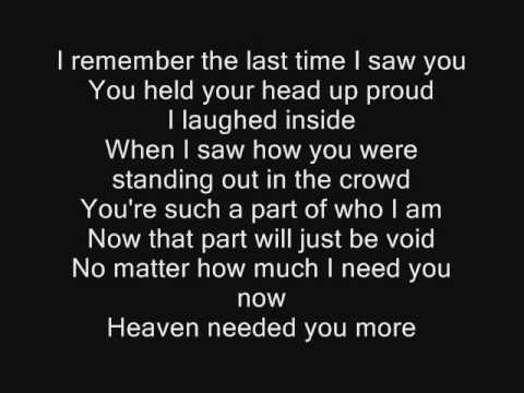 Jo Dee Messina - Heaven Was Needing A Hero