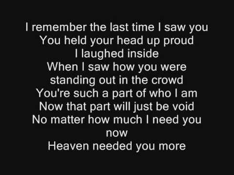 Jo Dee Messina - Heaven Was Needing A Hero