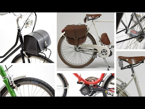 Sartori Bikes - Made in Italy vintage electric bicycles 2016-2017