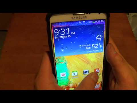 Samsung Galaxy Note 3 32GB Review (Verizon 4G LTE Version)