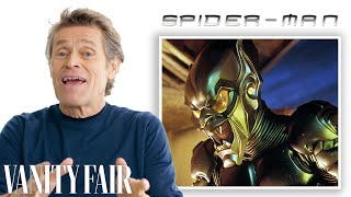 Willem Dafoe Breaks Down His Career, from 'The Boondock Saints' to 'Spider-Man' | Vanity Fair