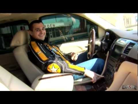 Тестируем Cadillac Escalade Supercharged (2012)  + Review (2010)