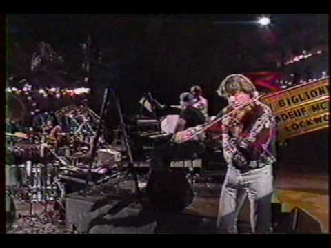 Didier Lockwood on Beau et chaud