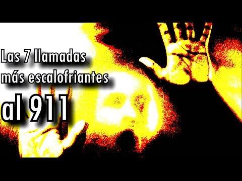 Las 7 llamadas más escalofriantes al 911
