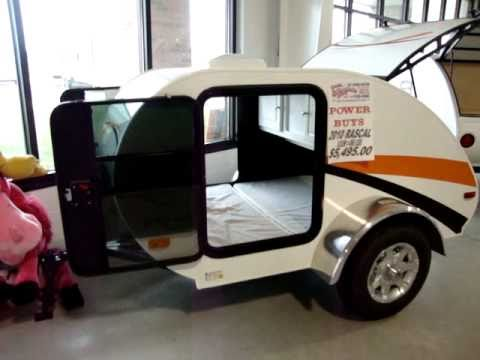 Little Guy Teardrop RV @ Couchs Campers Light weight Trailer Ohio RV Dealer