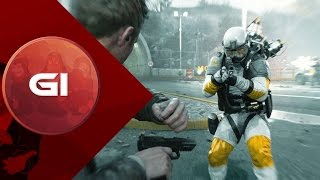 Quantum Break 21:9 Gameplay (PC) | 1440P 60fps Max Settings