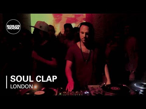 Soul Clap 60 min Boiler Room DJ Set at Warehouse Project
