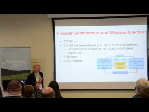 The Future of Microprocessors, Sophie Wilson (Wuthering Bytes 2014)