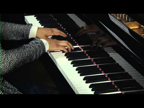 Chenyin li plays mendelssohn song without words op 30 no 3
