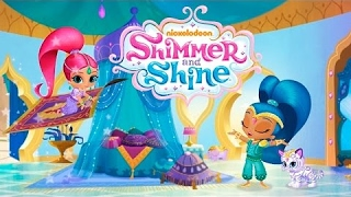 Shimmer and Shine Genie Palace Dress Up HD I Shimmer and Shine The Sweetest Thing HD