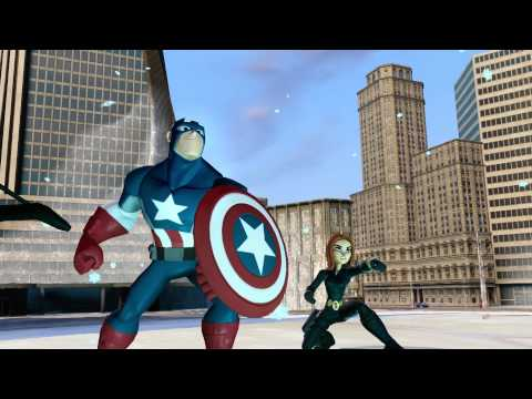 Disney Infinity 2.0 -- Marvel Super Heroes: Collector's Edition | HD