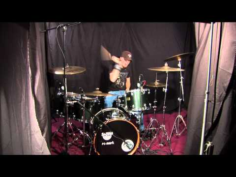 Take A Little Ride - Jason Aldean (drum Cover) video