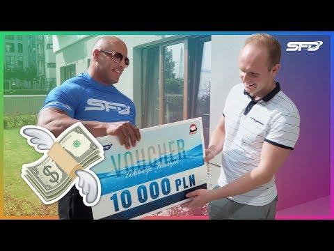 SFD Rozdaje HAJS! - 10 000 PLN Na Wakacje - SFD