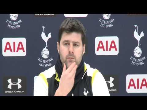 Mauricio Pochettino Interview Pre Spurs vs Arsenal